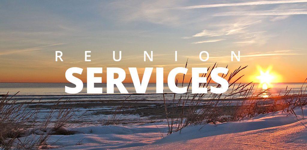 Reunion-Services