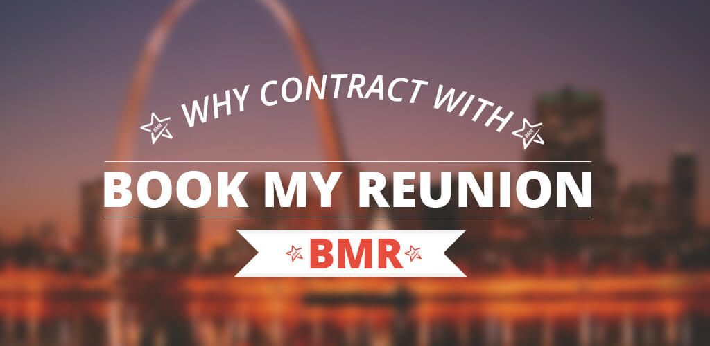 why contract with book my reunion