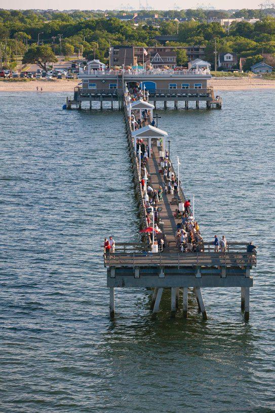 Oceanview Fishing Pier