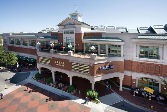 MacArthur Center Shopping Mall