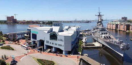 Nauticus Maritime Museum