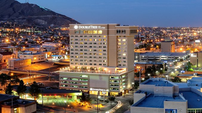 Doubletree By Hilton El Paso Downtown City Center Book