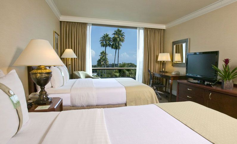 Hotels Near The Holiday Inn Bayside San Diego