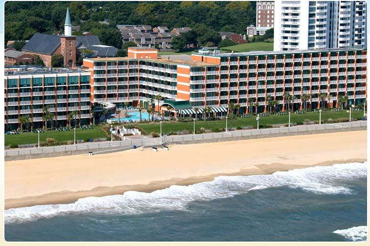 Holiday Inn Hotel And Suites North Beach Va Beach