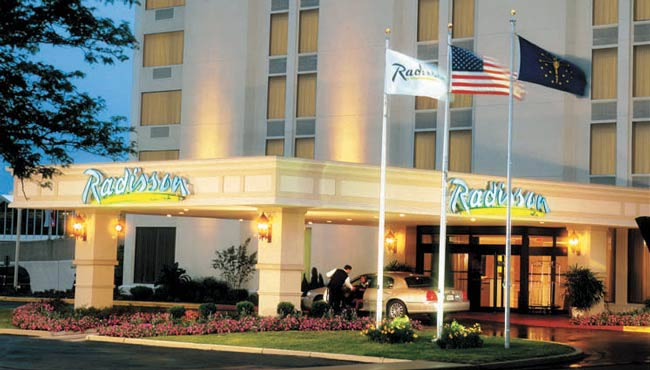 Radisson Hotel Indianapolis Airport Gallery 1
