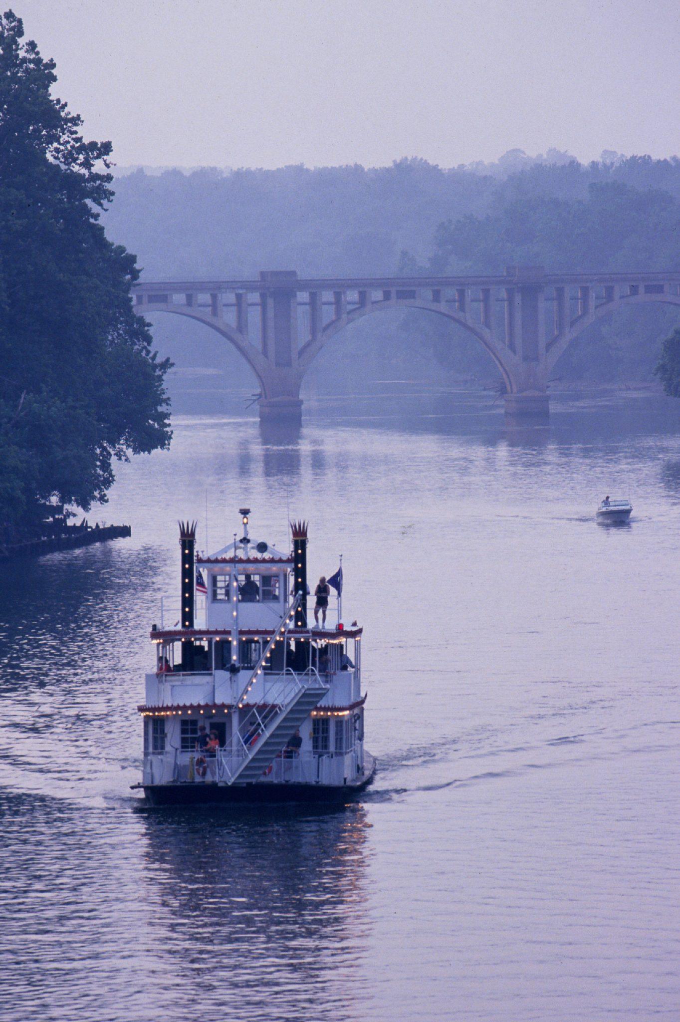 City of Fredericksburg River Cruises