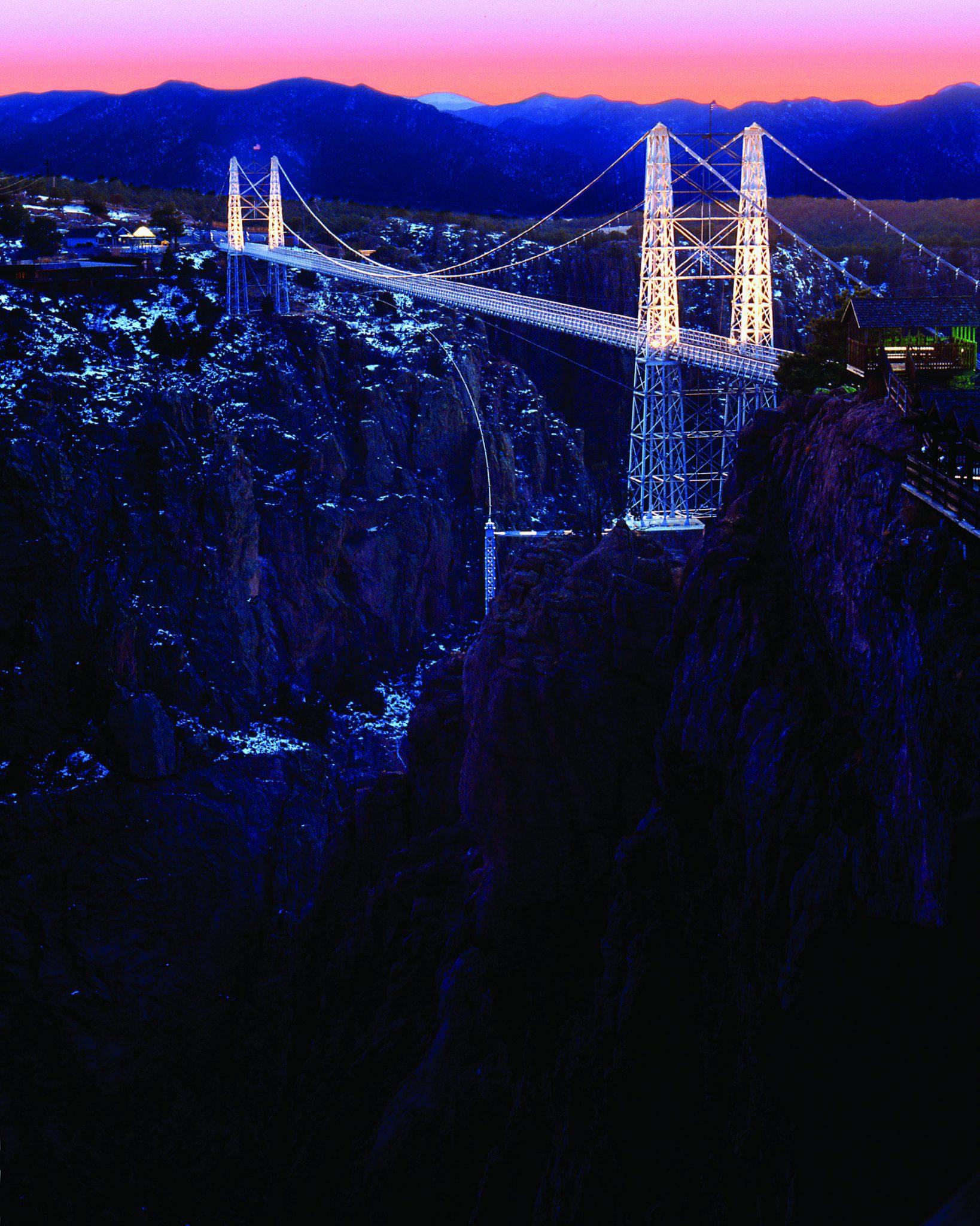 Royal Gorge Bridge & Park is a great destination for groups.