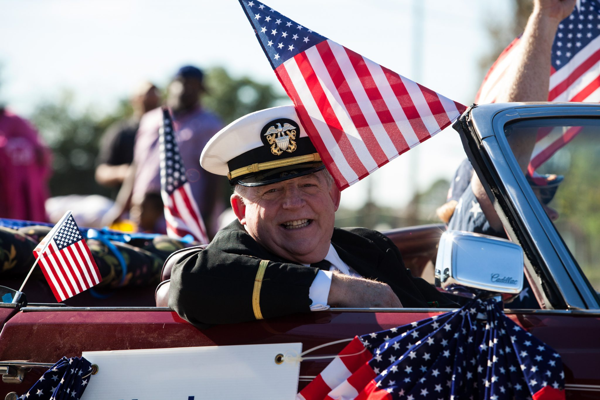 Annual Veterans Parade