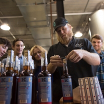New Riff Distilling Tour