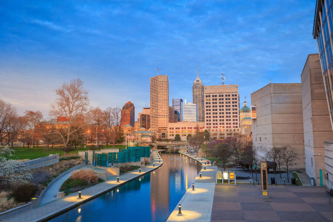Measuring the effectiveness of the Indianapolis-Marion