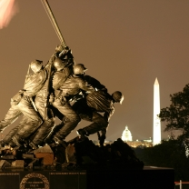 USMC War Memorial Iwo Jima