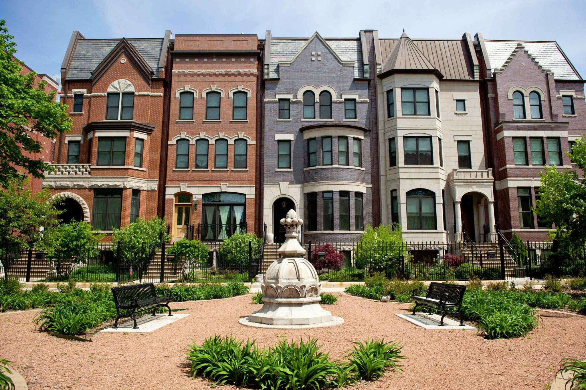 Prairie Avenue Houses